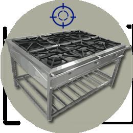 Consejos para elegir correctamente una cocina industrial