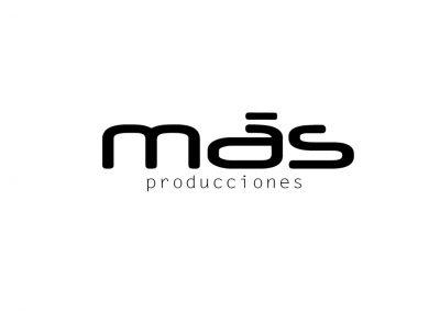Mas Producciones Logo